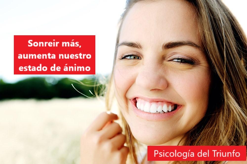 Sonreir ayuda a ser mas felicides. Las personas felices, son las que mas sonrien en el mundo.