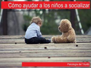 socializar niños. Como educar a los hijos