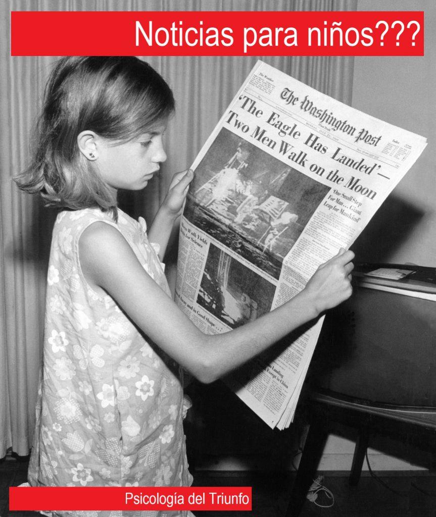 Coronavirus: noticias y niños